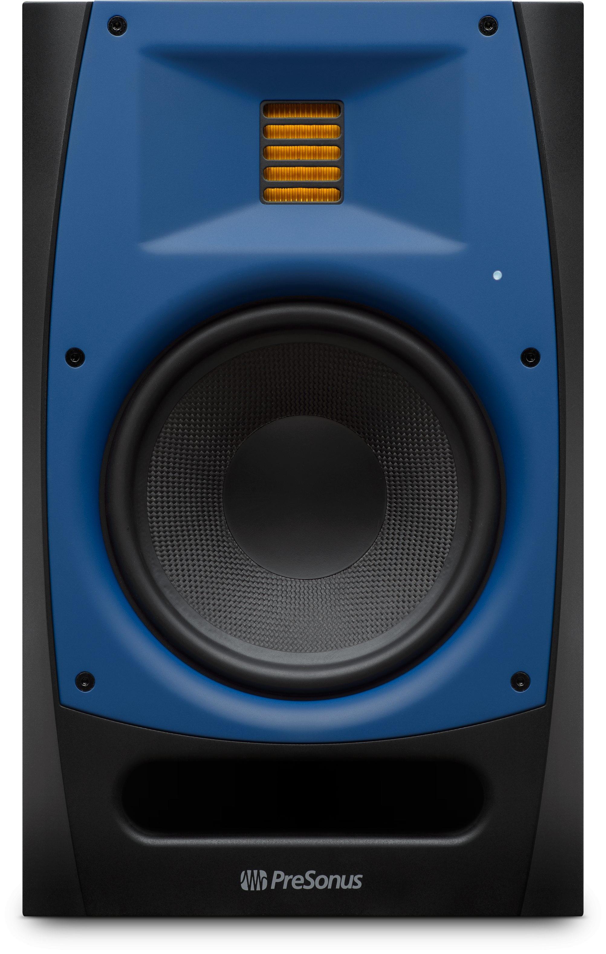 AMT两分频高解析度有源监听音箱,1只