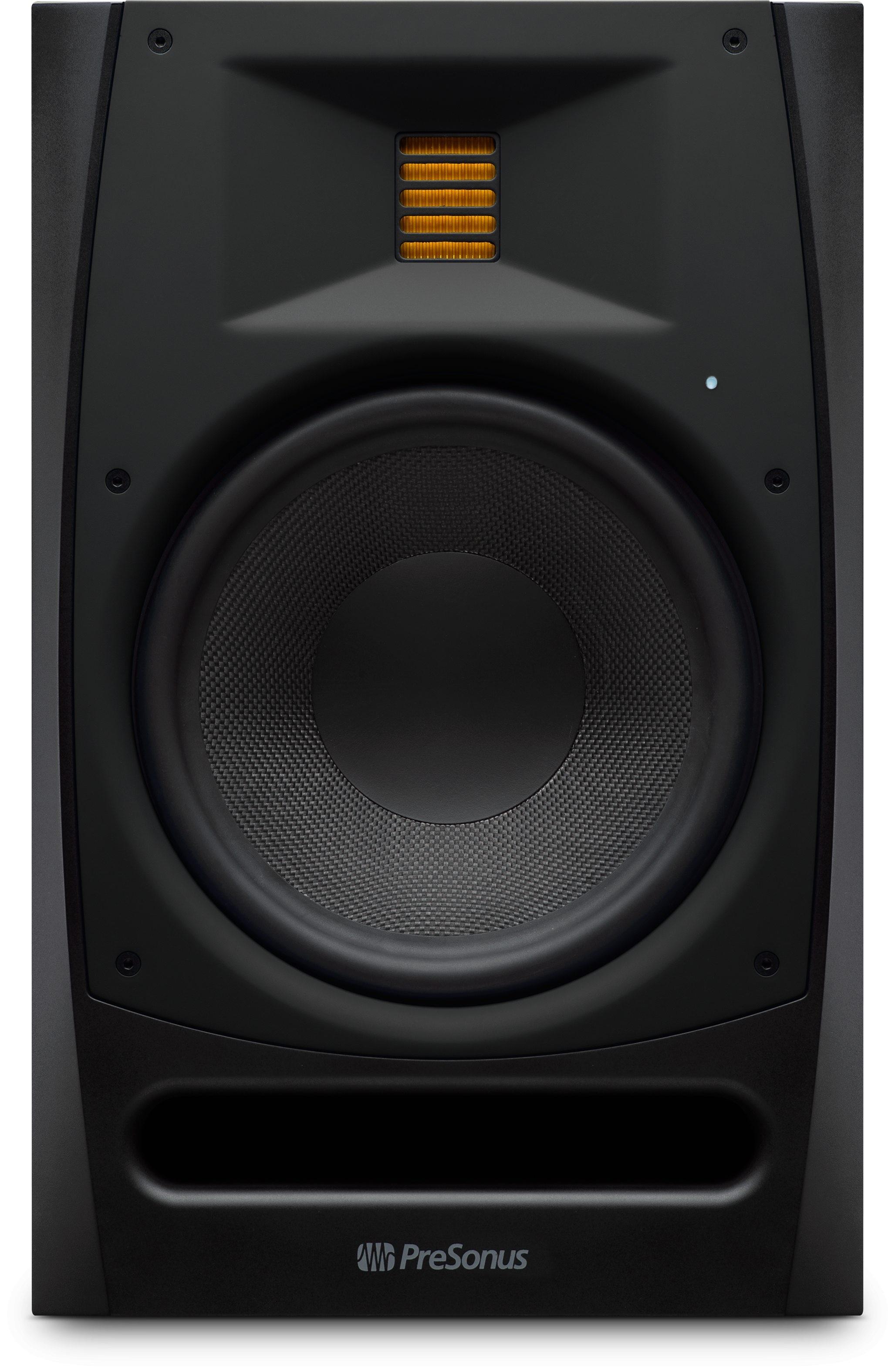 AMT两分频高解析度有源监听音箱(100W+50W),1只