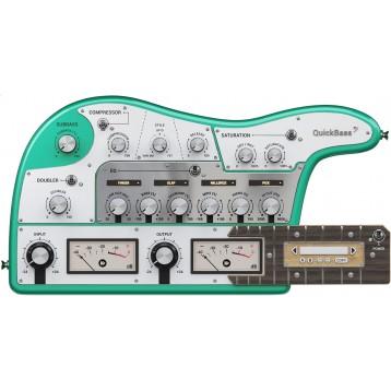 Bass效果器