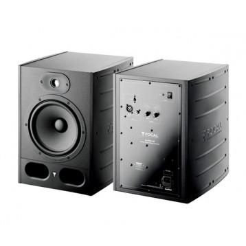 两分频专业监听音箱