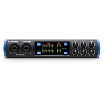 6进6出USB 2.0 24Bit/192kHz 音频接口