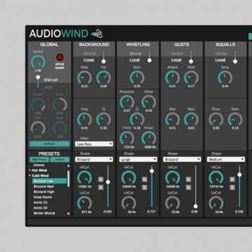 声音设计插件