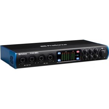 18进10出USB 2.0 24Bit/192kHz 音频接口