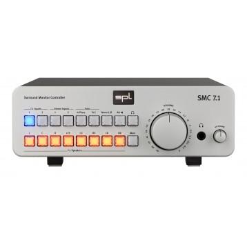7.1环绕声监听控制器