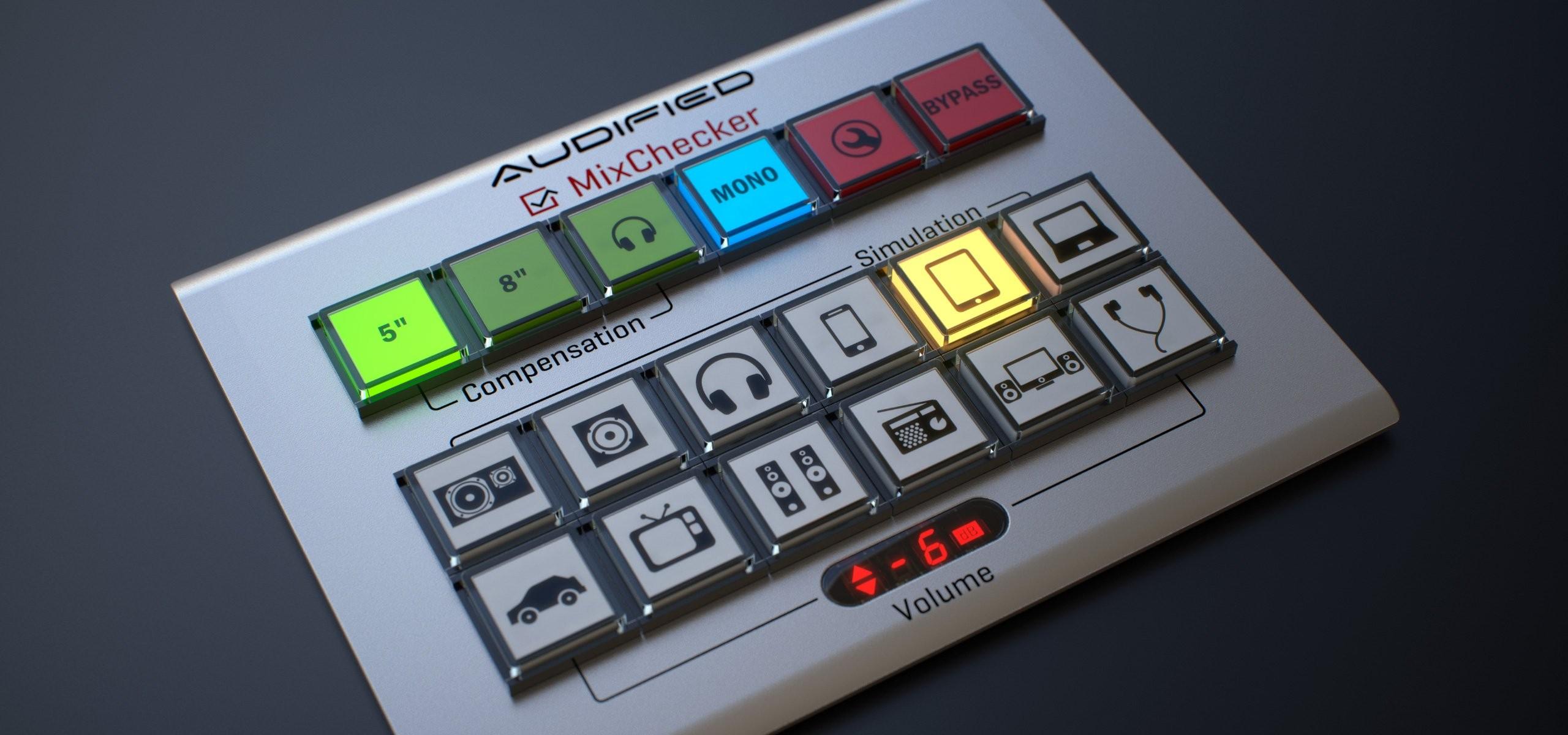 Audified MixChecker更新至1.1(中字)