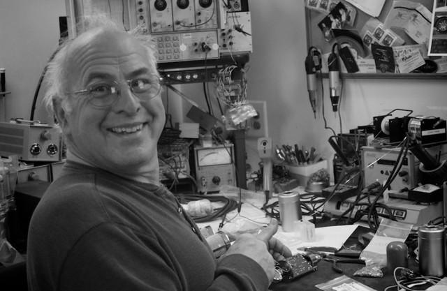 John Peluso:从录音室到工作台