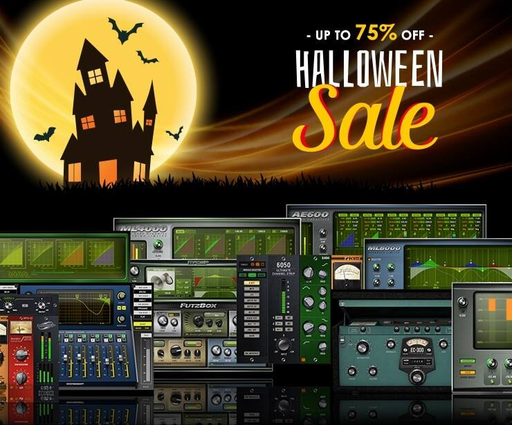 McDSP Halloween 促销倒计时三天,至11月1号