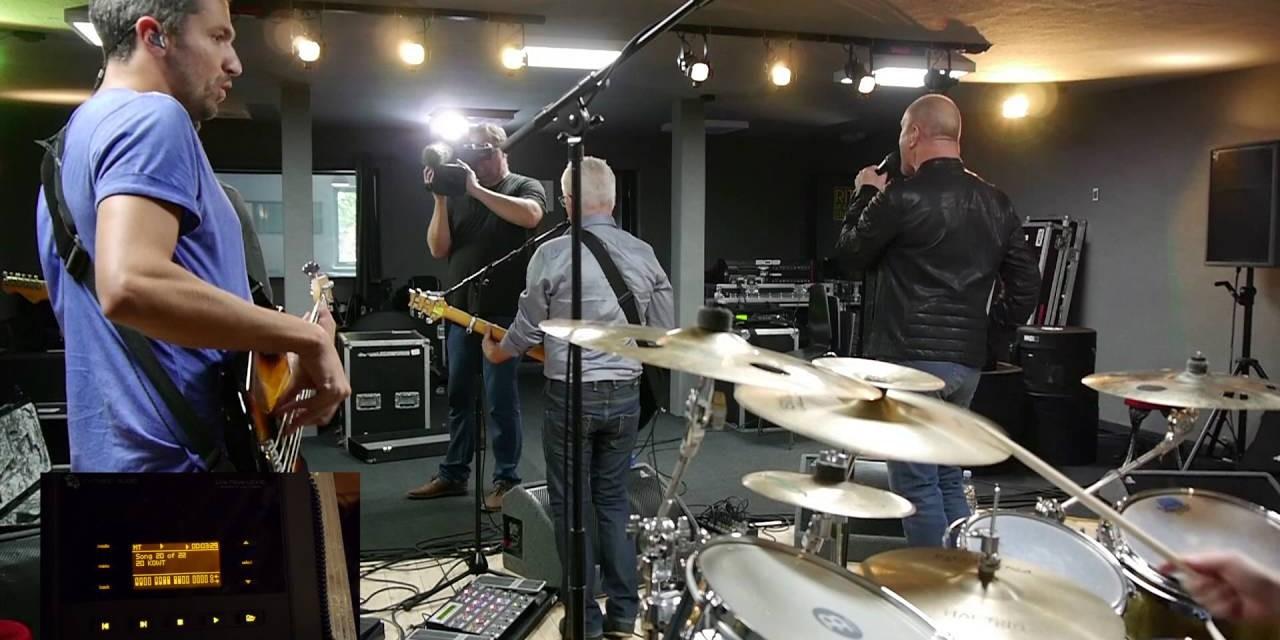 Nik Kershaw + Go West + LP16巡演现场