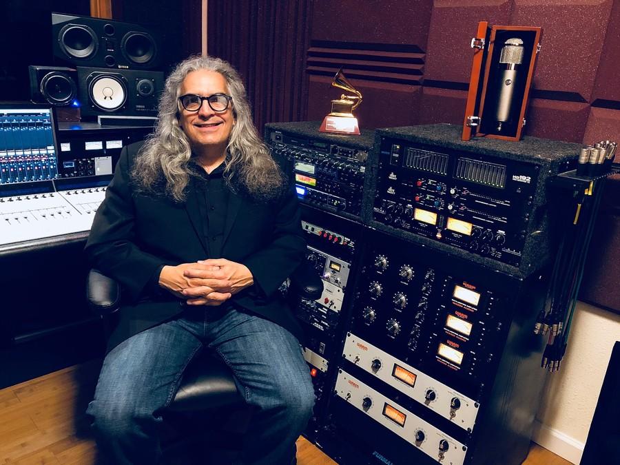 Oscar Autie 格莱美制作人、作家、音乐人、混音师&工程师
