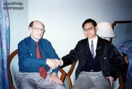 世界著名调音台设计大师 - 路普·尼夫先生专访