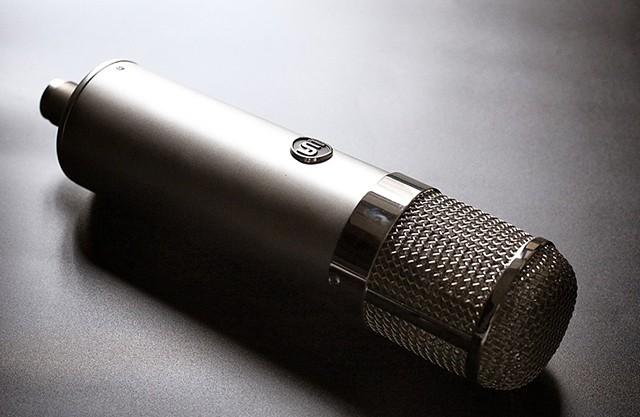 评测:WA-47电子管话筒