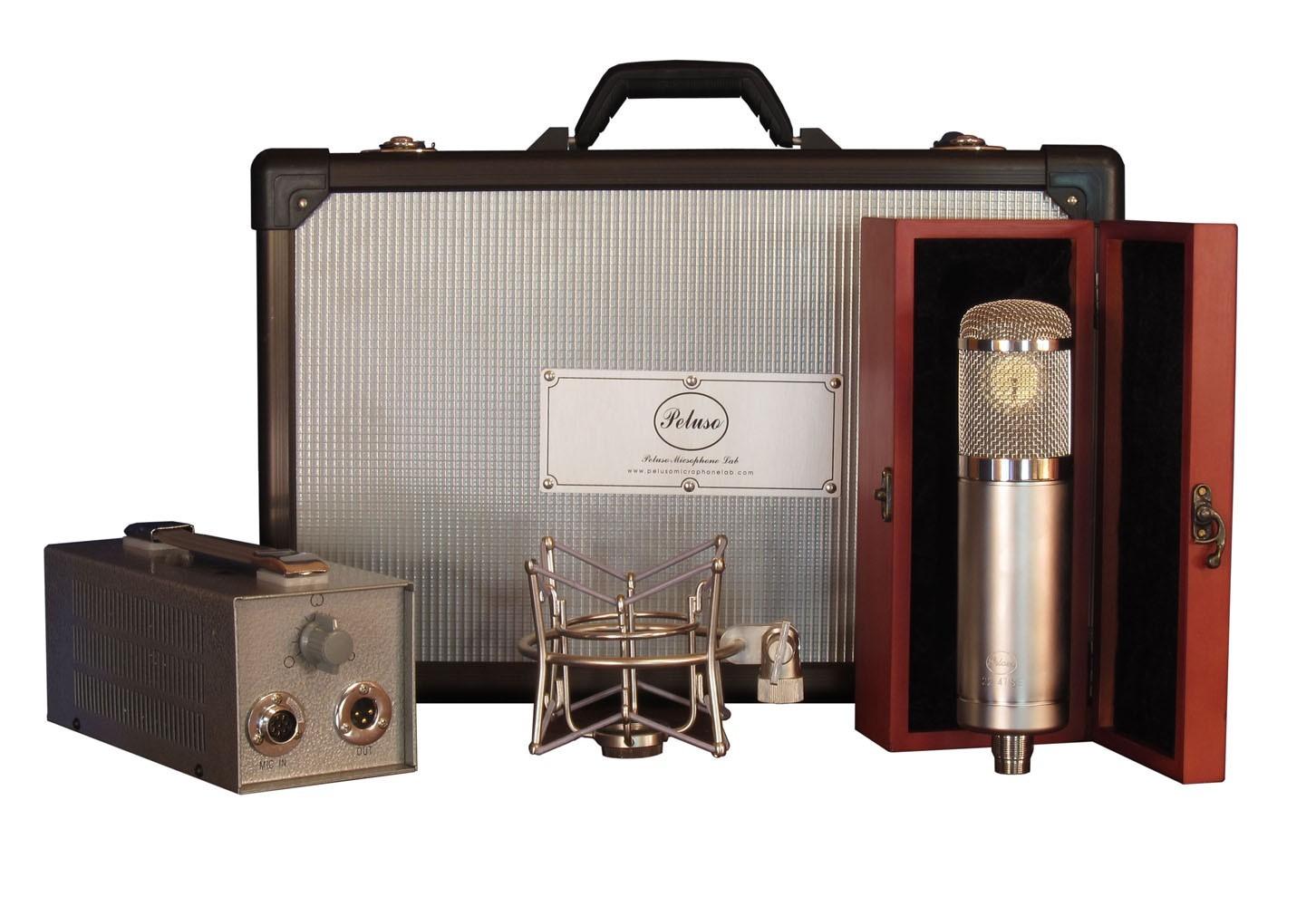 小可评测:Peluso 22 47 SE 传奇风味的电子管麦克风