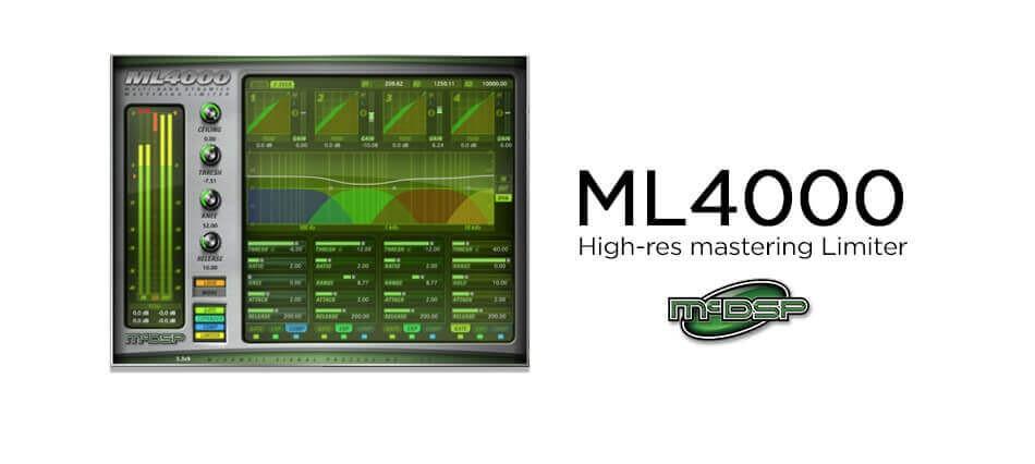 McDSPML4000 母带处理器评测