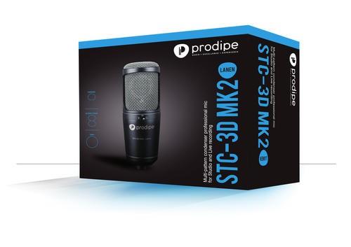 Prodipe发布STC-3D MK2 话筒