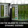 使我的吉他在混音中突出 - ML4000控制吉他音色