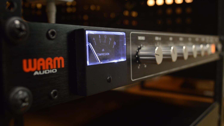 Warm Audio Bus-Comp立体声VCA总线压缩评测