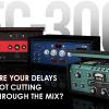 在EC-300延迟效果器上使用回避功能 从而突出主声