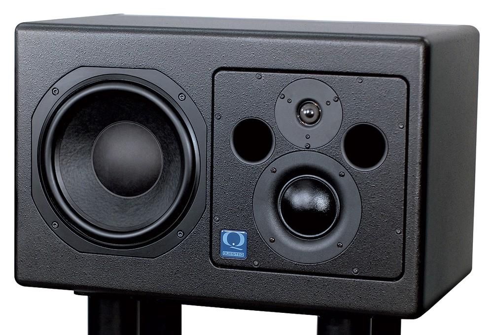 SOS评测:Quested V3110 三分频有源监听音箱
