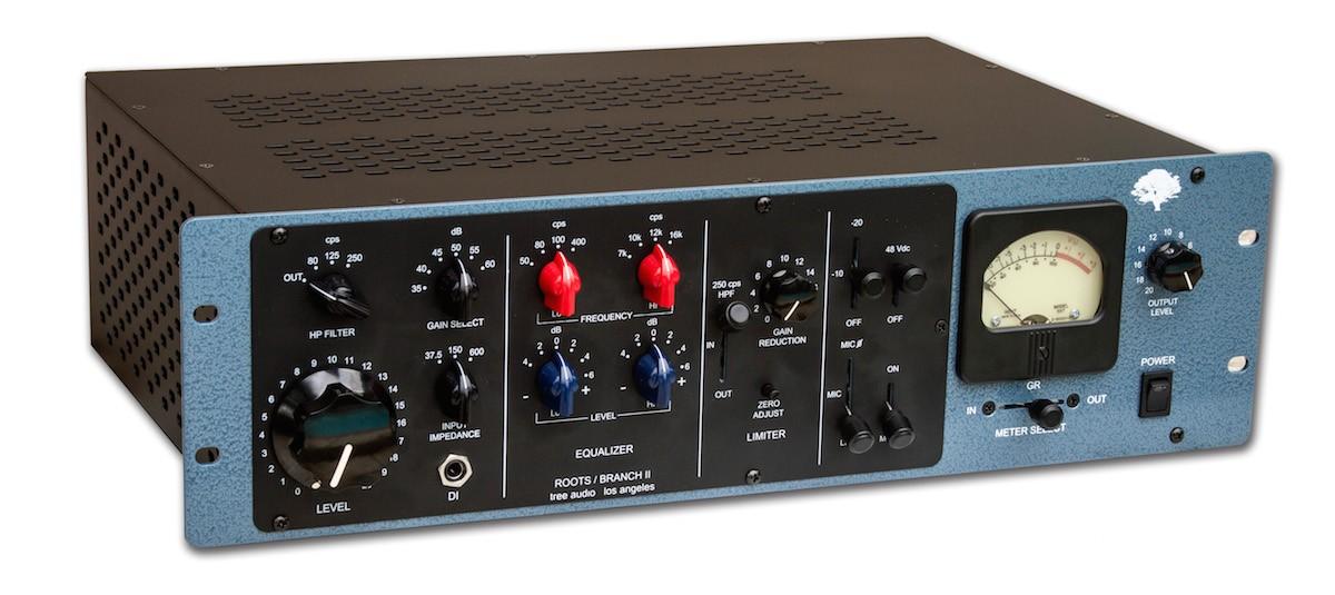 小可评测:Tree Audio The Branch II 电子管通道条使用评价