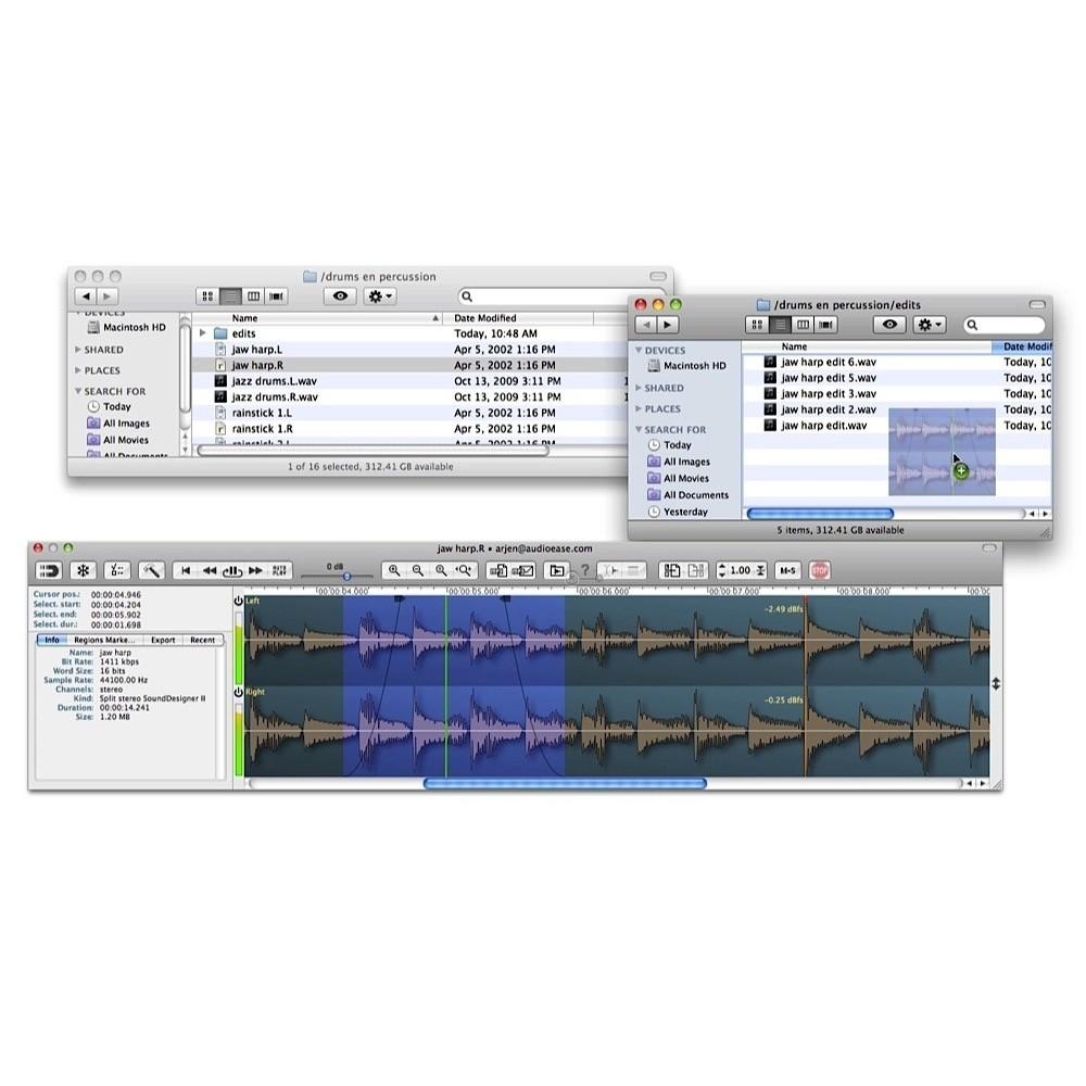Snapper:通过同义、分类关键词快速定位并调用WAV文件