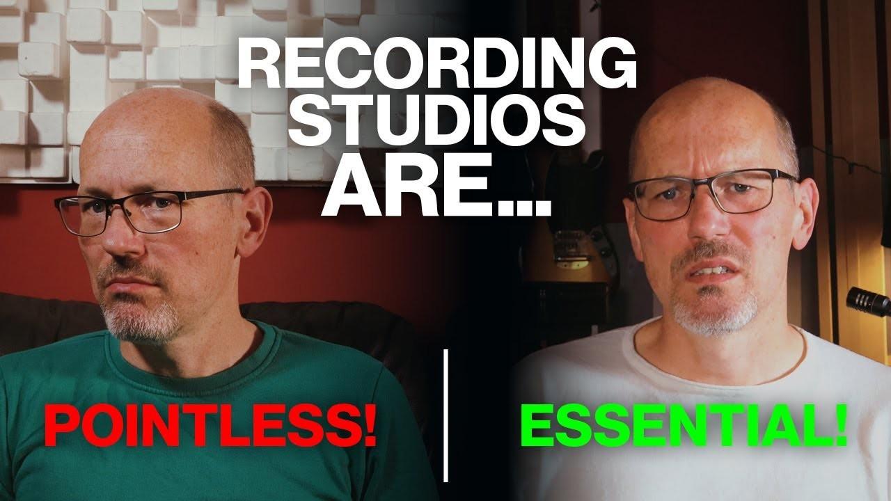 录音室是没有意义的 - Essential