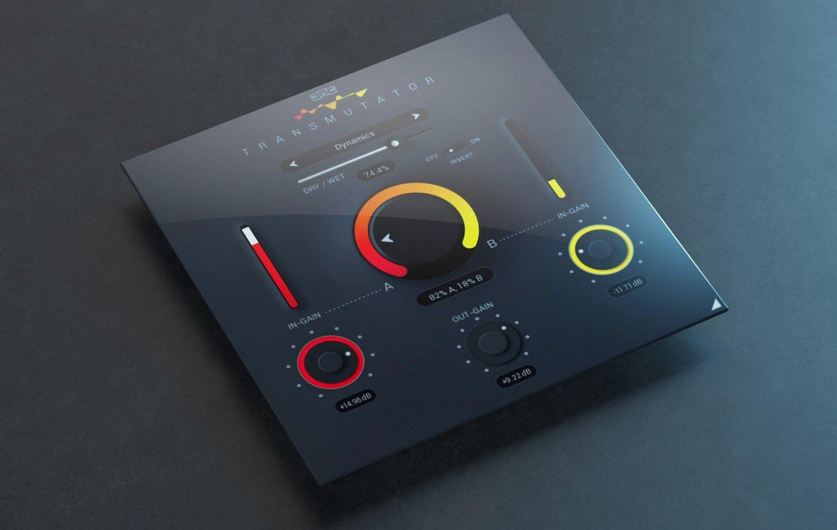 演示:音乐过渡插件 Transmutator