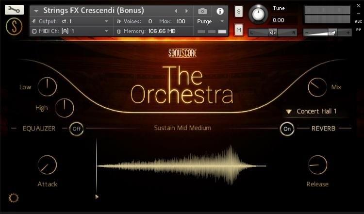 The Orchestra带来更便捷真实的管弦乐体验