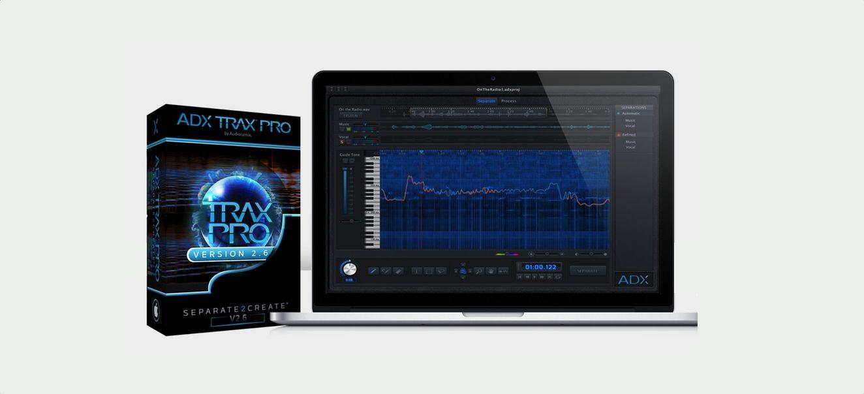 Trax Pro:提取或消除音乐中的人声