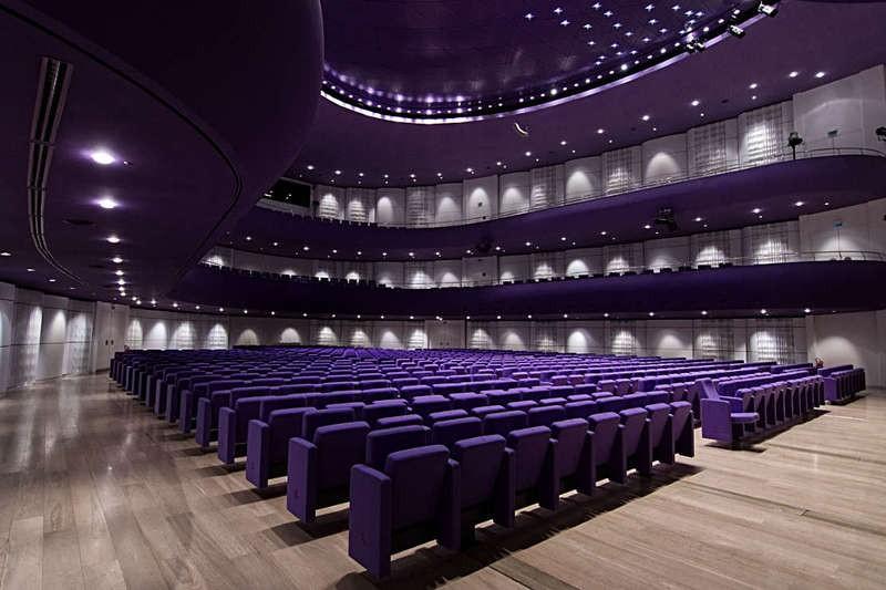 Altiverb 7 采样更新 Zlin concert hall