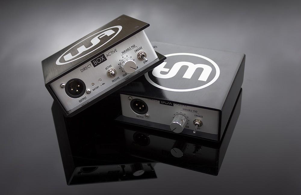 SOS杂志评测Warm Audio 最新发布的DI盒