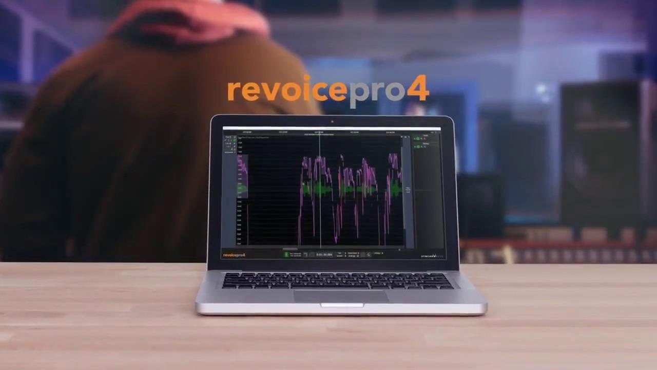 新品发布:Synchro Arts Revoice Pro 4