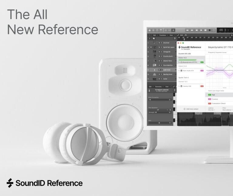 Sonarworks 发布其旗舰Reference声学校准软件的最新升级版